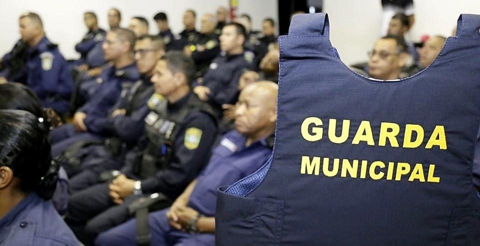 Guarda Municipal de Valparaíso recebe novos uniformes e Coletes Balísticos