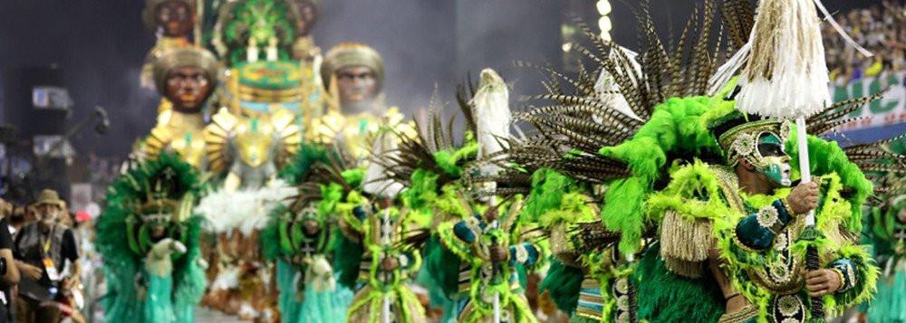 Mancha Verde é Campeã pela primeira vez no carnaval de São Paulo