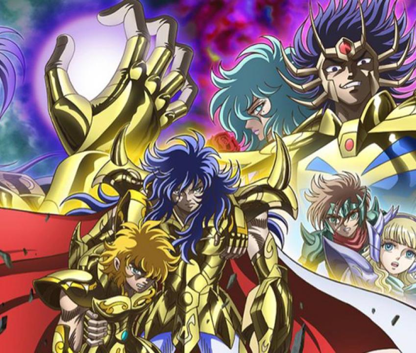 Novo Cavaleiros do Zodíaco