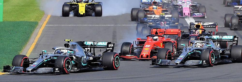 Bottas surpreende Hamilton e vence GP da Austrália, primeiro da temporada 2019 de F1