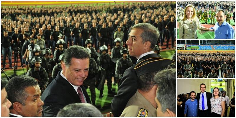 Estado reforça segurança pública e Valparaíso receberá 40 novos Policiais Militares