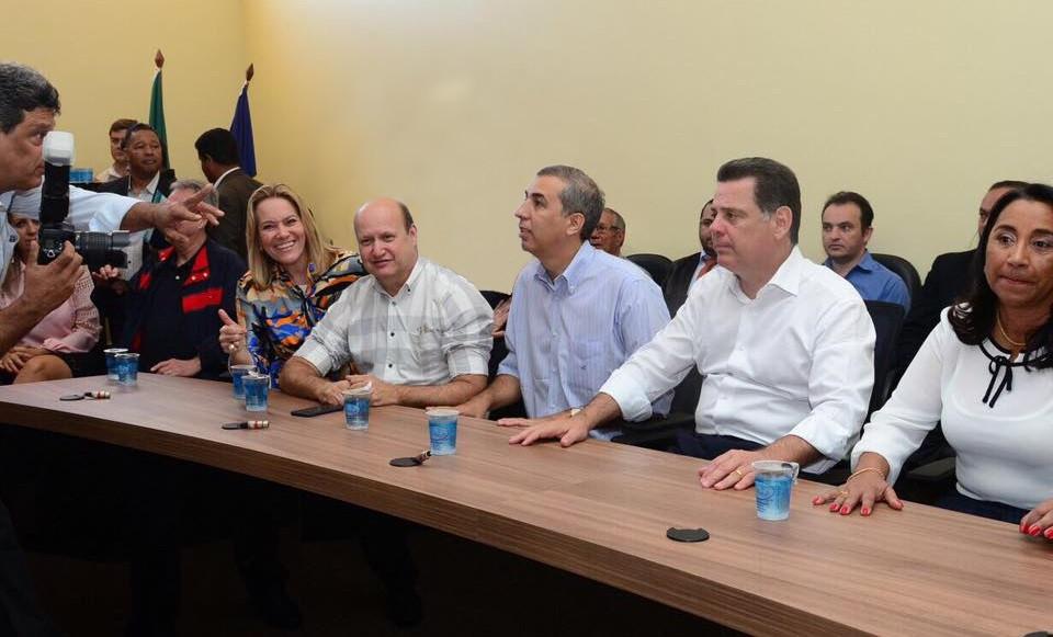 Marconi Perillo é o único governador tucano com sucessor bem encaminhado, diz O Globo