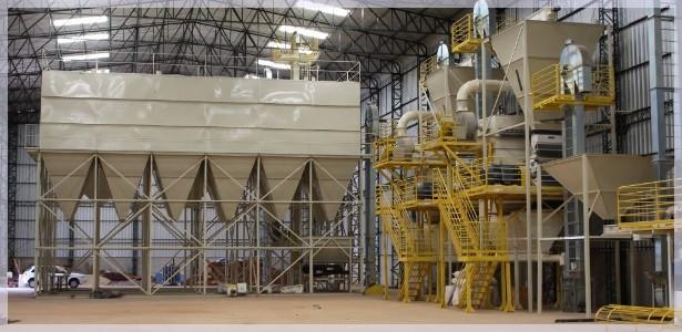 Fabrica da Nutridami em Cristalina está parada por falta de energia / Blog do Carlos