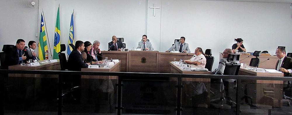 Debate volta a esquentar na Câmara Municipal de Valparaíso