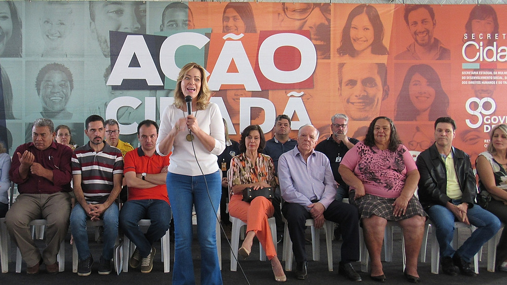 Em Valparaíso, os bairros Santa Rita e Marajó recebem nova edição do Programa Ação Cidadã