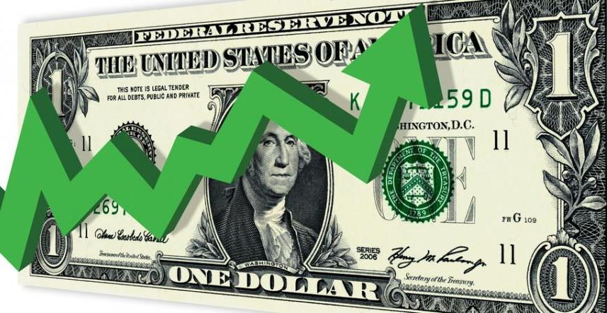 Dólar fecha o dia com a maior cotação desde a criação do Real