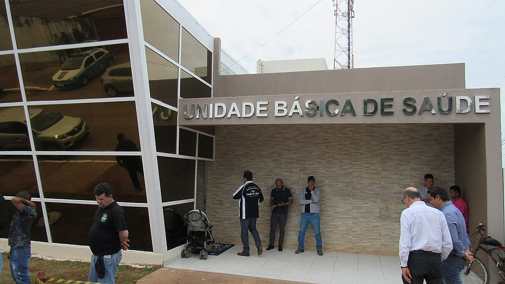Prefeitura de Valparaíso entrega a UBS do Cruzeiro do Sul completamente revitalizada para a comunidade