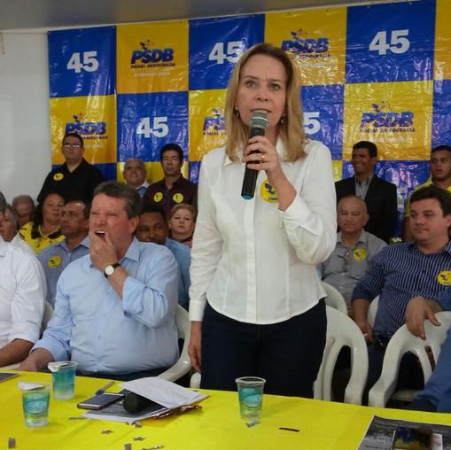 14º Encontro regional do PSDB - GO