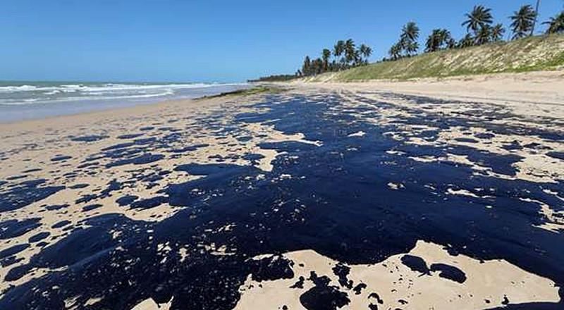 Shell terá que explicar barris encontrados no litoral do Nordeste