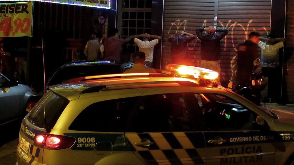 Forças de segurança fazem Mega Operação de combate à criminalidade em Valparaíso