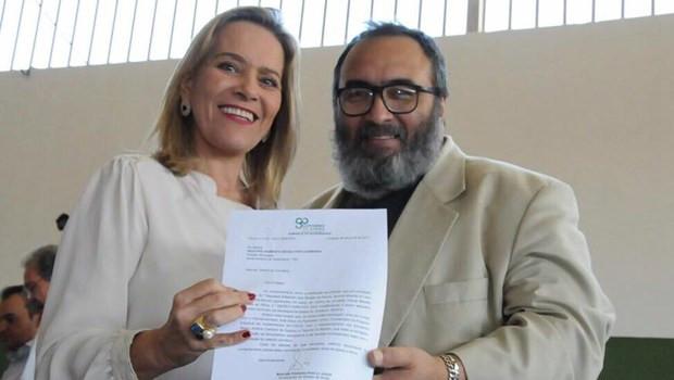Leda Borges se fortalece ao filiar mais três prefeitos em seu partido