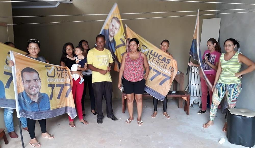 Cabos eleitorais de Valparaíso reclamam de calote dado por candidatos