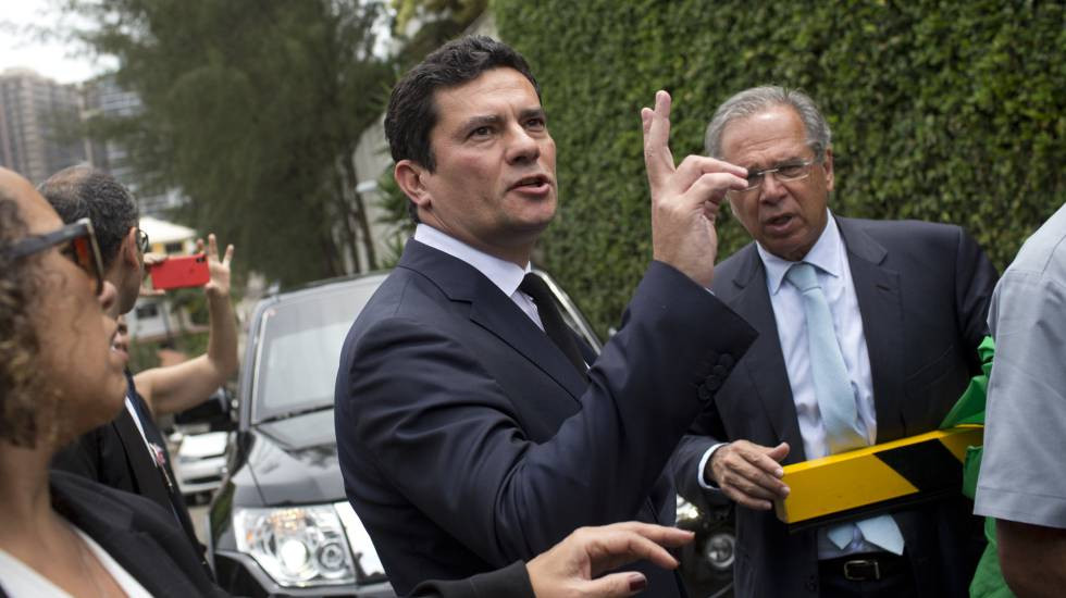 Juiz Sérgio Moro aceita ser superministro do governo Bolsonaro