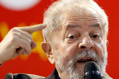 Lula ameaça mandar prender procuradores