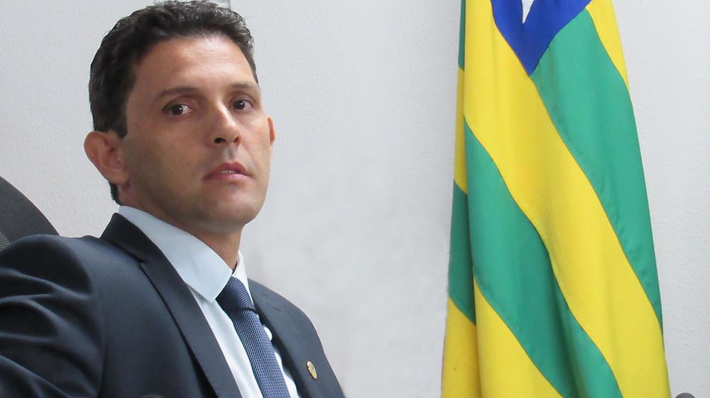Vereador Zé Antônio é eleito Presidente da Câmara Municipal de Valparaíso