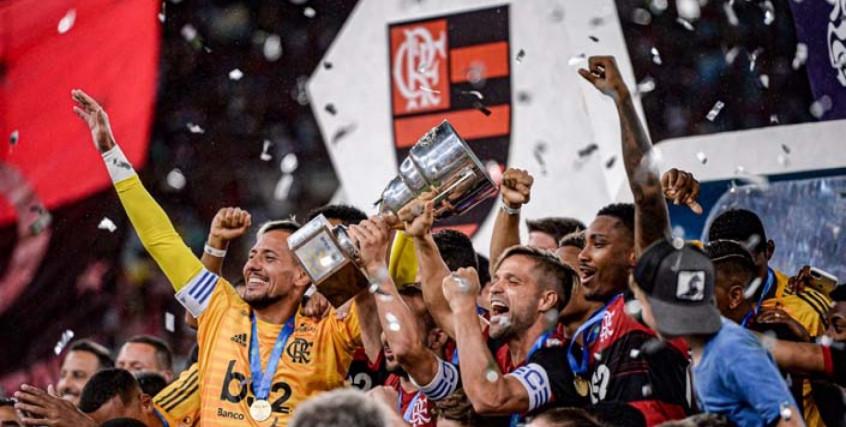 No sufoco, Flamengo vira contra o Boavista e leva a Taça Guanabara