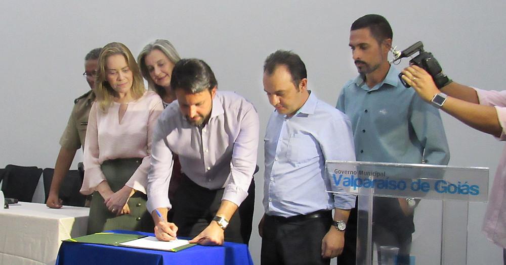Força tarefa conjunta entre os governos estatual, municipal e federal torna o PAC Anhanguera uma realidade