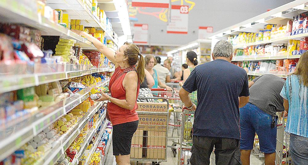 Vendas no varejo caem 1,3% em setembro