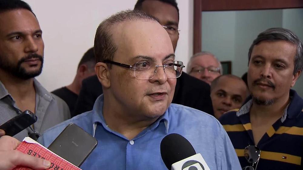 Governador eleito do Distrito Federal pode levar o secretário de saúde do Valparaíso para Brasília