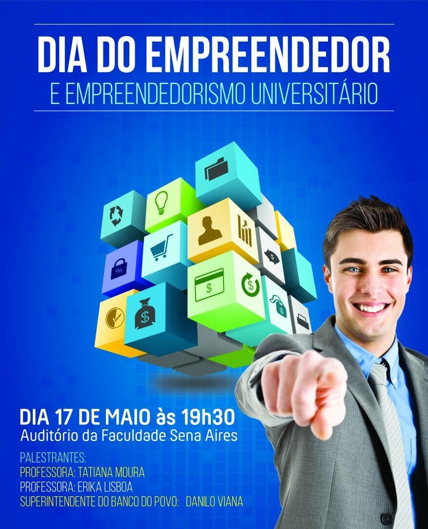 Empreendedores da cidade recebem, hoje, novo evento de capacitação