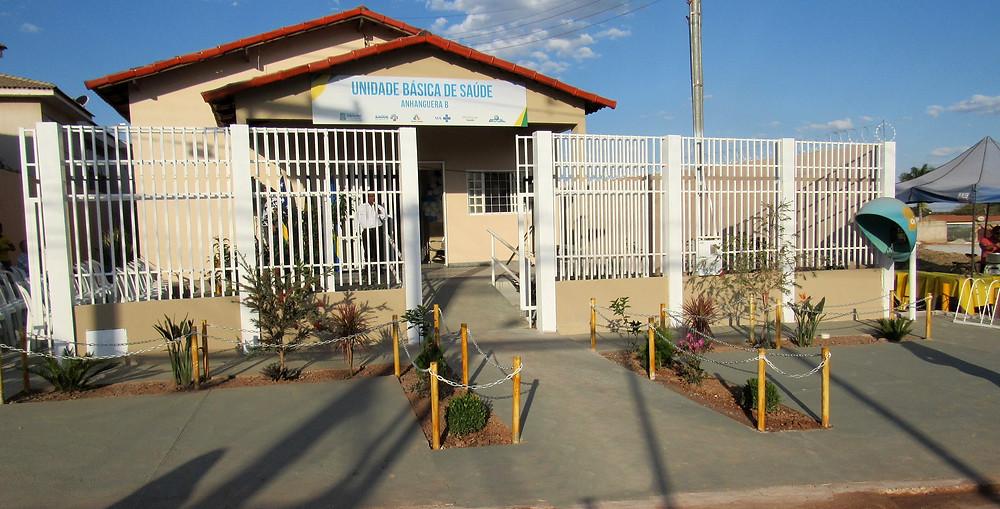 Prefeitura de Valparaíso entrega revitalização em Unidade de Saúde do Anhanguera B
