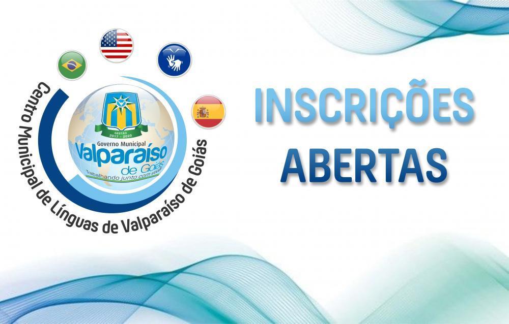 Termina nesta quarta-feira o prazo de inscrições nos cursos gratuitos do Centro Municipal de Línguas
