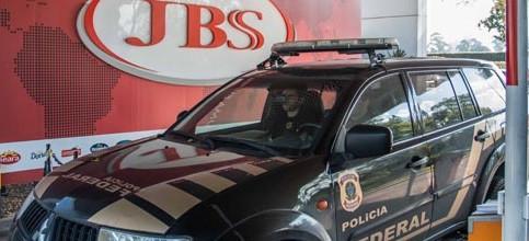 Operações de crédito entre o BNDES e JBS são alvos de operação da Polícia Federal