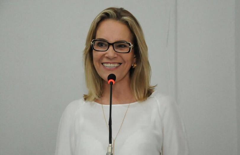 Leda Borges é favorita em 2018, tanto como Deputada Estadual quanto Federal