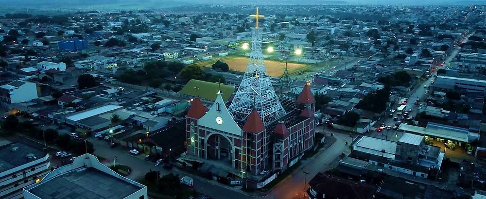 Agenda Valparaíso - Começa neste fim de semana a famosa Festa da Paróquia Nossa Senhora de Fátima no bairro Céu Azul