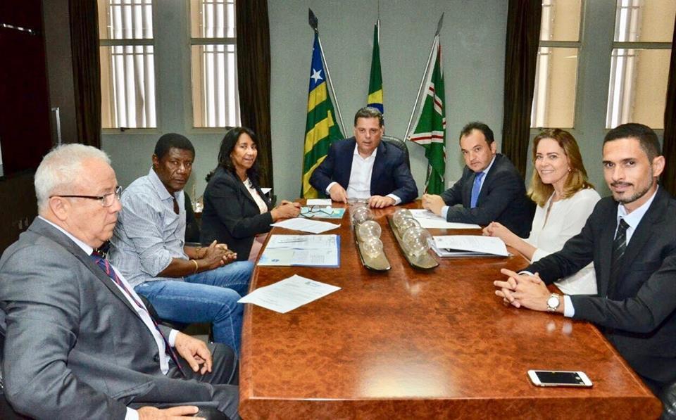 Valparaíso – Prefeito e presidente da Câmara vão à Goiânia para, acompanhados da deputada Leda Borges, tratar do PAC Anhanguera