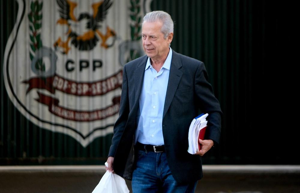 Por 3 votos a 2, STF manda soltar José Dirceu