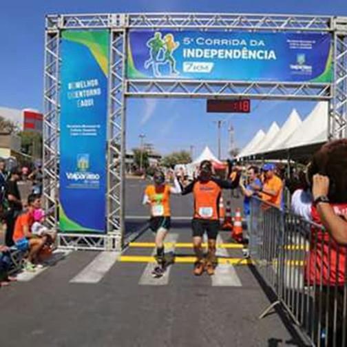 Valparaíso – Domingo de esportes