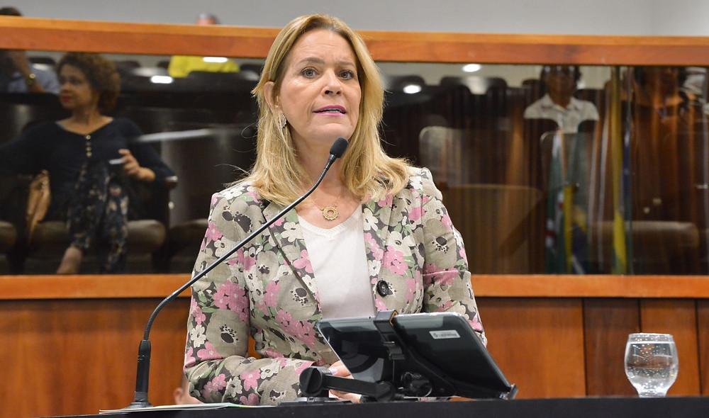 Lêda Borges é número 1 entre os deputados estaduais em apresentação de Projetos