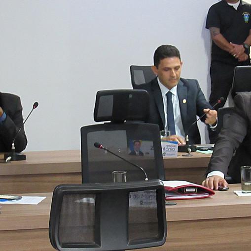 Articulação do Vereador Zeca vence mais uma vez a disputa pelo comando da Câmara Municipal de Valparaíso