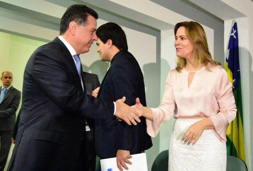 Leda Borges permanece no governo do estado enquanto for necessário