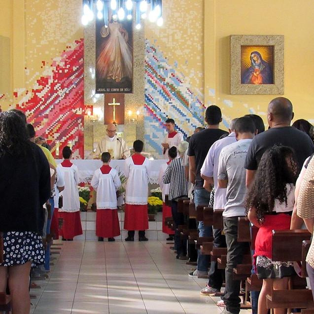 Corpus Christi em Valparaíso