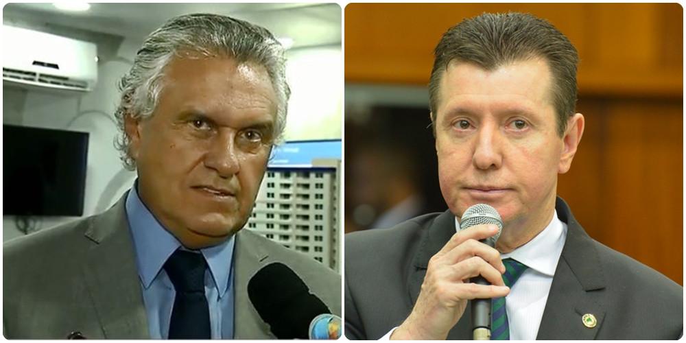 Caiado e José Nelto destroem a possibilidade de criação da Região Metropolitana do DF e Entorno