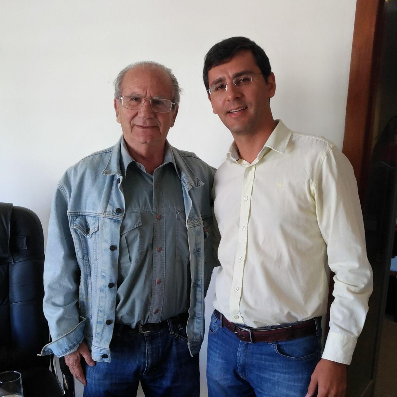 Dr. Leonardo Esteves e Jofran Frejat