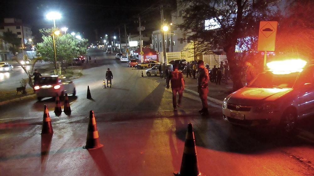 Forças de segurança integradas realizam Operação Vi-Opus em Valparaíso