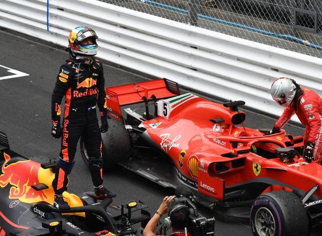 Ricciardo Vence GP de Mônaco