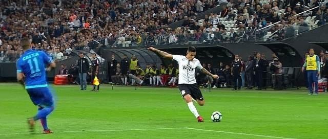 Corinthians está a uma vitória do título