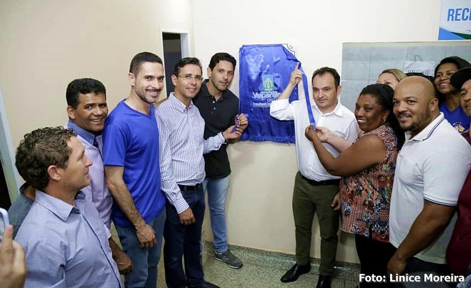 Prefeito Pábio Mossoró entrega a revitalização de mais uma unidade de saúde para a comunidade