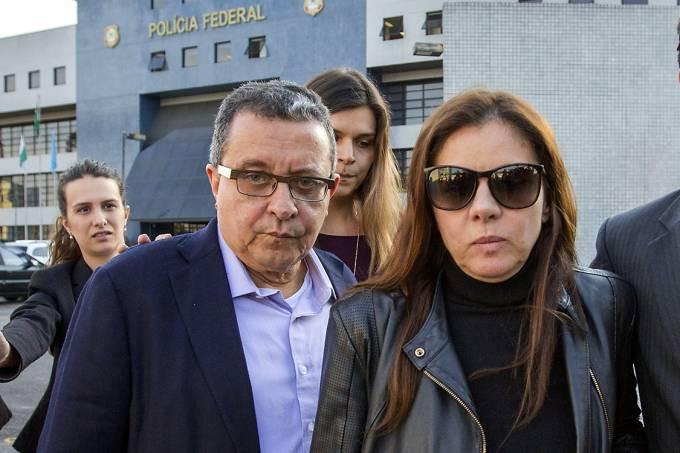 João Santana e Mônica Moura depôem no TSE