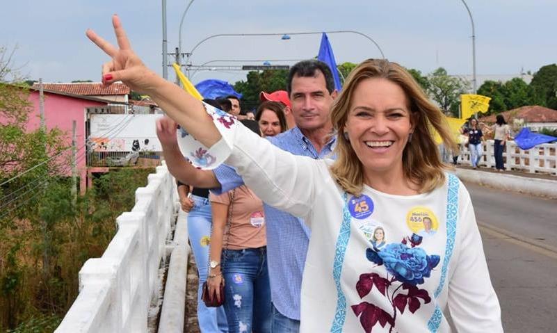 Leda Borges é reeleita deputada estadual