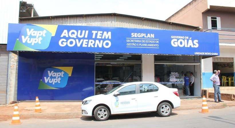 Prefeitura de Novo Gama não paga aluguel e Vapt Vupt da cidade fecha