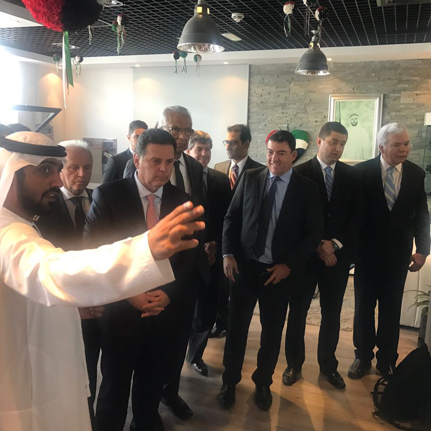 Marconi Perillo em Abu Dhabi 3