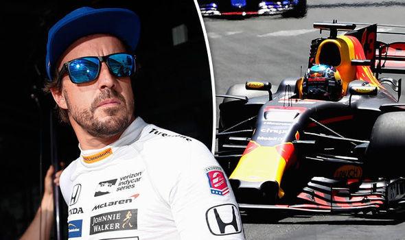 Rumores de que Alonso vá para a Red Bull são improváveis