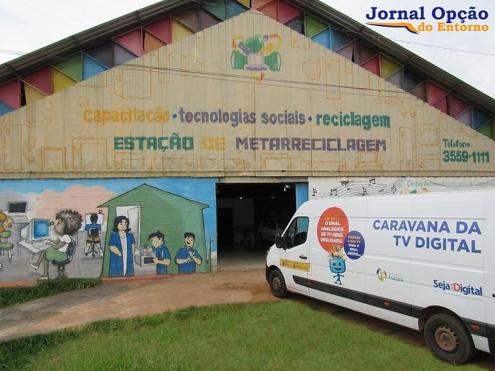 ONG de Valparaíso leva soluções para todo o país e exterior