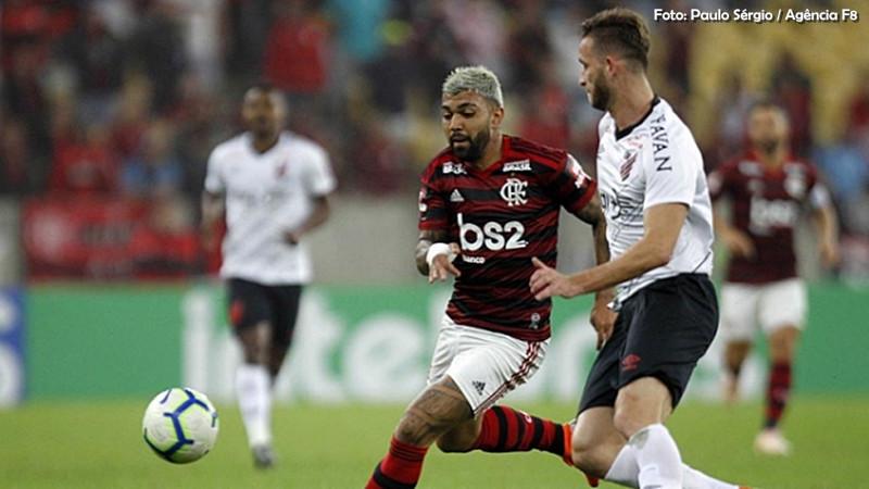 Flamengo é eliminado da Copa do Brasil pelo Atlético Paranaense