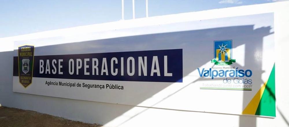 Prefeitura de Valparaíso inaugura Base Operacional da Guarda Municipal